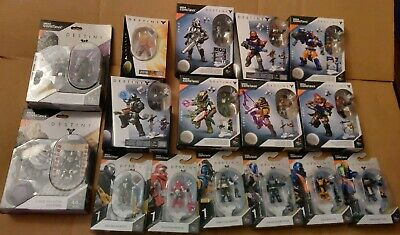 Brand New 53 pieces RARE Mega Construx Destiny Xur Arsenal Set
