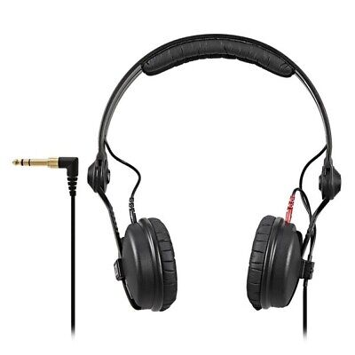 Sennheiser HD25 (Latest Model) Professional DJ Headphones, 1.5M Cable, 3.5mm