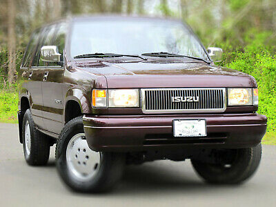 1994 Isuzu Trooper S 1994 ISUZU TROOPER 4X4 ... 187,844 Original Miles