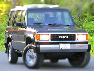 1991 Isuzu Trooper S 1991 ISUZU TROOPER V6 4X4 ... 132,347 Original Miles