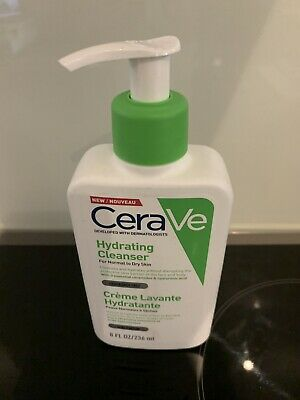 CeraVe Hydrating Cleanser Daily Face & Body Wash for Normal to Dry Skin 236 ML