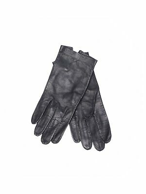 Unbranded Women Black Gloves M