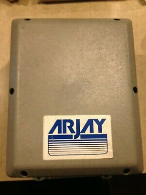 Arjay 8340-115 Dry Pump Monitor Controller New