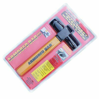 T-shaped Anti-Theft Car Van Security Rotary Steering Wheel Lock for SUV Car CR