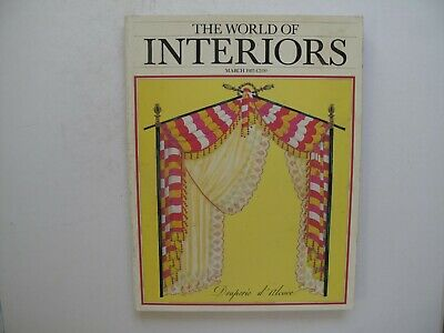 The World of Interiors, March 1985