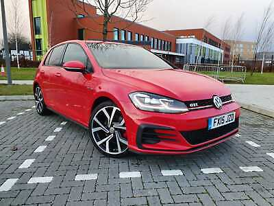 2015-Vw Golf Gti 2.0 Tsi Performance Pack Dsg Leather Seats Facelift 29K