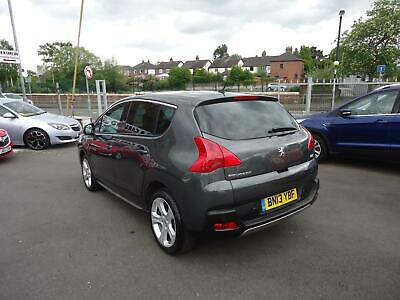 Peugeot 3008 Crossover 1.6HDi ( 115bhp ) FAP 2013MY Allure 1 Owner from new