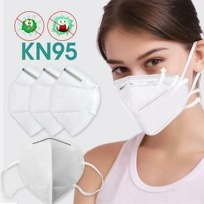KN95 Respiratory Protective Face Cover Mask GB2626-2006 - 10 Pack New In Package