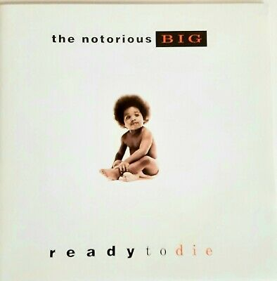 The Notorious BIG Ready To Die CD Bad Boy Records New York East Coast Arista