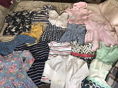 🌈 Beautiful Girls Bundle X 16 Items  Joules Next H&M Boden Aged 3-4 Years