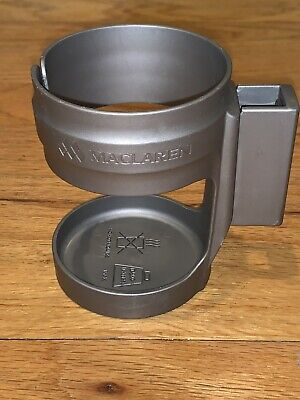 Maclaren Umbrella Stroller Accessory Cup Holder Grey Baby Infant Toddler Kid