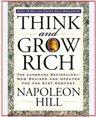 Think and Grow Rich Landmark Bestseller Now Revised and Updated b ( P°D°F)