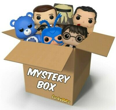 Mystery Box Funko Pop! Common, Chase, Vaulted OR Exclusives (Read Description)