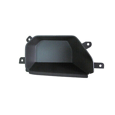New Premium Fit Front Driver Side Tow Hook Cover CAPA 23243486
