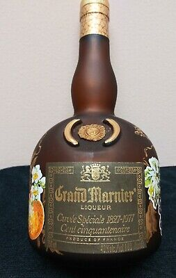 GRAND MARNIER 1827-1977 CENT CINQUANTENAIRE (Empty Bottle) .750ml
