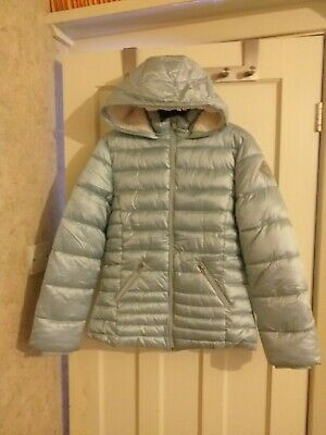 BNWT Girls Next Mint Padded Winter Jacket Coat Age 16 Years New