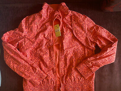 Hooch girl 16 yrs spring/summer jacket_pink_new with tags
