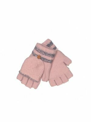 Unbranded Women Pink Gloves S