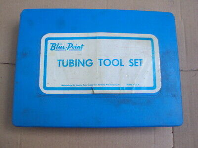 Bluepoint Tubing Set Cased New Snap On