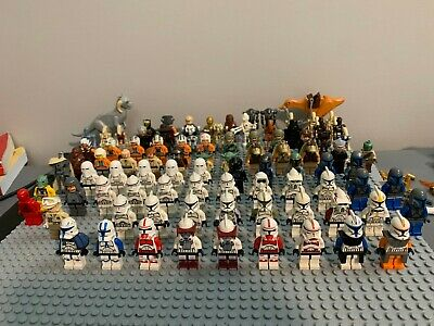 Lego Star Wars Minifigure lot - You Pick!