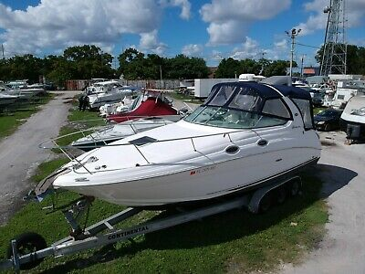 Sea Ray 280 Sundancer 2006 powered by Twin Mercruiser 4.3L with 600 Hours!!!