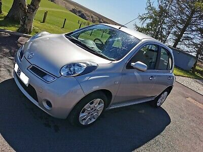 Nissan Micra 1.2 Acenta Petrol Automatic