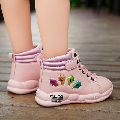 Kids Shoes Sneakers For Girls Children Boots Boys Snow Boots Cotton Shoes