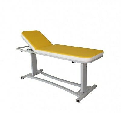 Therapy, Untersuchungsliege, Lounger with or Without Gesichtsloch, Diff. Colors