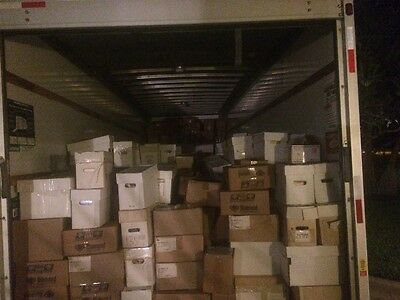 Lot of 50 Comic Book Longboxes Marvel DC ONLY Over 15,000 Comic Books CLOSEOUT