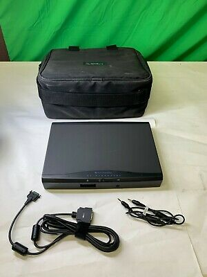 Texas Instruments TI-Presenter (Includes case - some cables - No Power Supply)