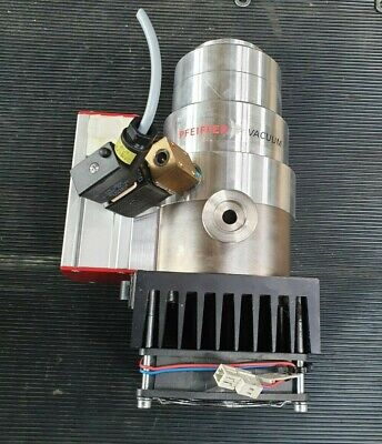 Pfieffer Tmh071Yp Pump W/  Tc100 Pmc01692 Controller (R1S12.6)