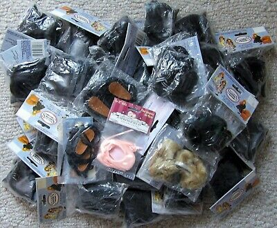 """LOT Syndee's Craft ROLLER BLADES SLIPPERS PURSES SANDALS 18-24"""" DOLLS"""