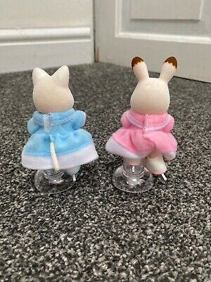 Sylvanian Families 5258 Ice Skating Friends Playset