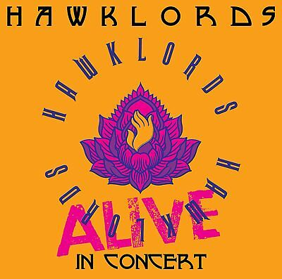 Hawklords Hawklords Alive Cd Album New (29Th May)