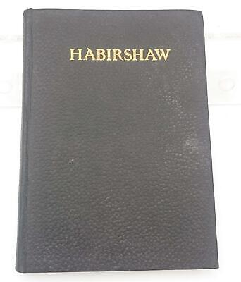 Habirshaw Manual of Wires & Cables 1920  Western Electric Catalog & Reference