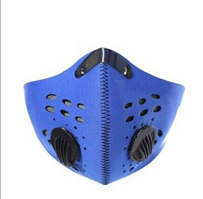 Brand New Breathable Reusable Mouth Mask PM2.5 Anti-Dust for Outdoor Sports Gym