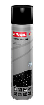 Activejet compressed air duster 600 ml  600 ml AOC-201