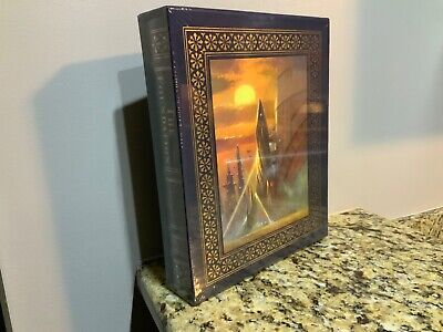 THE FOUNDATION TRILOGY, Signed, Isaac Asimov, Easton Press Limited Edition