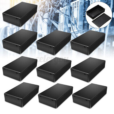 10X Instrument Box Enclosure Electronic Project Case 100*60*25mm Plastic ABS
