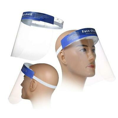 Visiere De Protection Masque Anti Buee Anti Postillon / Goutelette / Projection