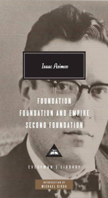 Asimov, Isaac-Foundation Trilogy BOOKH NEW