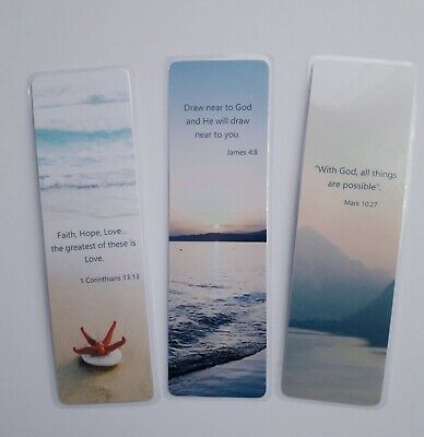 Bookmarks (Pack of 3) Book marker for books
