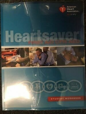 Heartsaver First Aid CPR AED by American Heart Association
