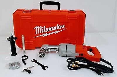 "Milwaukee 3102-6 1/2"" Right Angle Drill Kit"