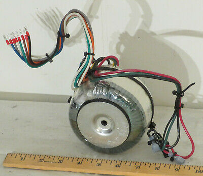 280VA Toroidal Power Transformer Dual 100/115 Primary & Dual 28V @ 5A Secondary