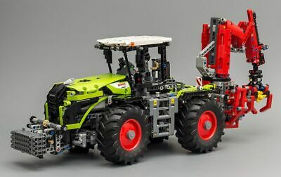 LEGO Technic 42054 Claas Xerion 5000 Tractor VC NEW & SEALED - Proceeds to NHS!