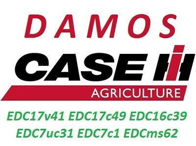 CNH Agriculture DAMOS files collection - Tractors combines and working maschines