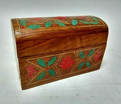 Past Times Wooden Box