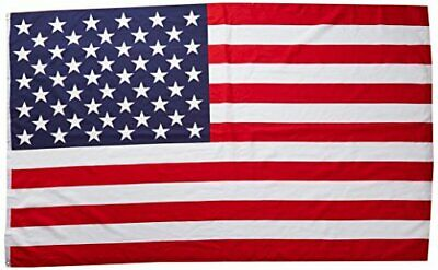 Quality Standard Flags USA Polyester Flag, 5 by 8' (5 by 8')