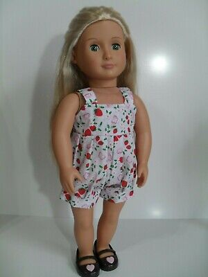 "18"" Dolls clothes  made to fit Our Generation or Design a friend doll"
